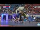 МТ Mongolia Open 2018, 97кг, 1/2 финала, Бекдаулет Алментай Казахстан - Андрей Аронов Саха 9-0