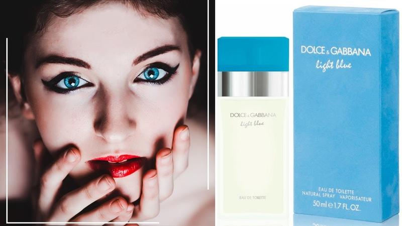 Dolce and Gabbana Light Blue Дольче Габбана Лайт Блю обзоры и отзывы о духах