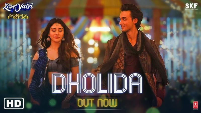 Dholida Video | LOVEYATRI | Aayush Sharma | Warina H |Neha Kakkar, Udit N, Palak M, Raja H,Tanishk B