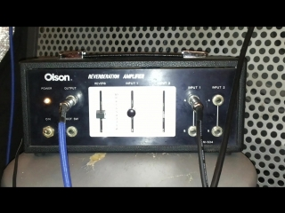 Olson am534 spring reverb