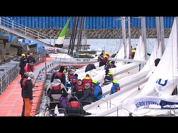 Sochi Winter Cup: в Сочи прошел третий этап зимних гонок на яхтах класса GP 96