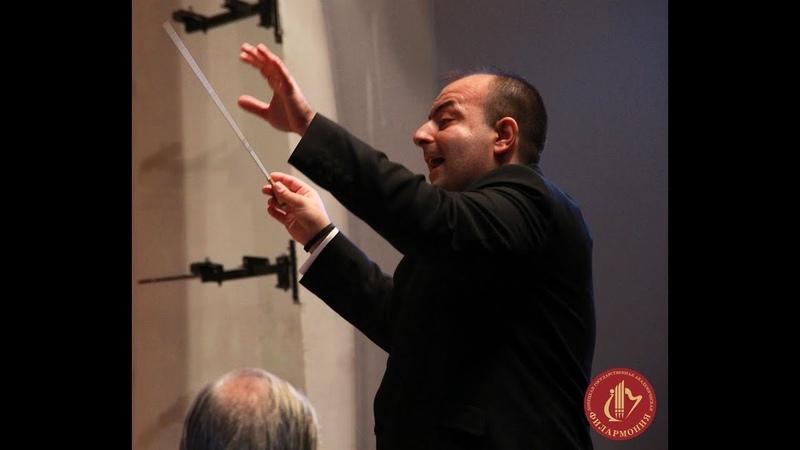 Johann Strauss - Annen Polka Cond. David Marukhian, Дир. Давид Марухян