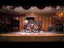 Concerto for batterie and petite orchestra- darius milhaud