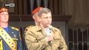 Александр Захарченко поздравил спецподразделение Легион с трехлетием