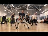 HIP HOP (начинающие) (choreo by Artem Perminov)