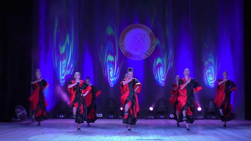 ХОРЕОГРАФІЧНИЙ КОЛЕКТИВ «ФЛЕШ» - Циганський танець