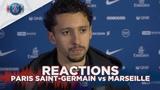 PARIS SAINT-GERMAIN vs MARSEILLE - LES REACTIONS (FR &amp UK)