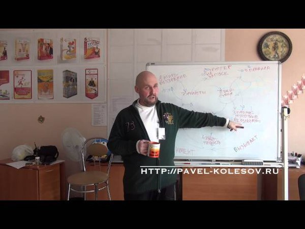 2015 03 22 Устранение Внутренних Конфликтов СамоСаботаж, Прокрастинация, откладывание Часть 2 Лек
