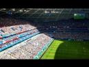 Самара арена. Сербия - Коста Рика. Волна на стадионе