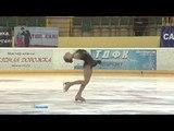 Юлия Липницкая КП Чемпионат России 201112 Russian Nationals Ladies SP