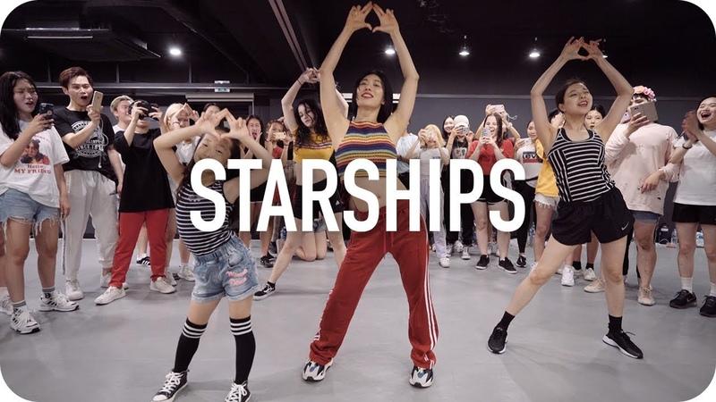 Starships Nicki Minaj Beginner's Class