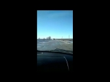 Паводок в Саратовской области (дорога Балаково-Ершов)