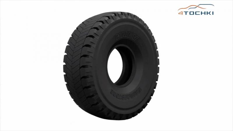 Bridgestone VREV E-4 на 4 точки. Шины и диски 4точки - Wheels _u0026 Tyres