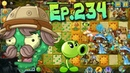 Plants vs. Zombies 2 || Survive on Dave's mold colonies - Lost City Day 30 (Ep.234)