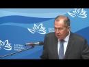 Сергей Лавров выступил на Форуме ВЭФ-2018 молодых дипломатов Азиатско-Тихоокеанского региона.