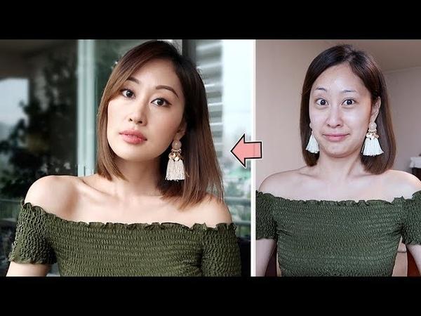20만뷰 돌파한 '해외쇼핑몰' 영상 속 메이크업 튜토리얼ㅣSummer Glow Makeup