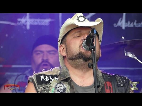 MALIGNANT TUMOUR live Motocultor 19 05 2017