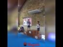 Награждение по итогам летних спортивных сборов Федерации традиционного Каратэ России рук. Черноусов Антон Палыч