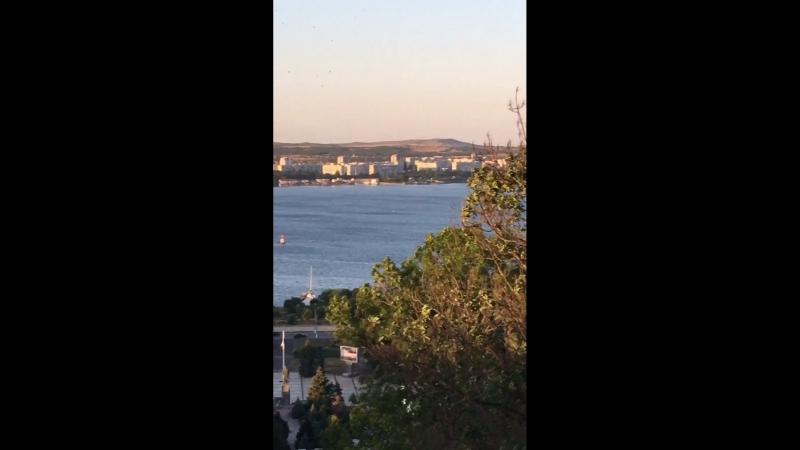 Вулкан грязи. Крымский мост. Керчь. Феодосия.