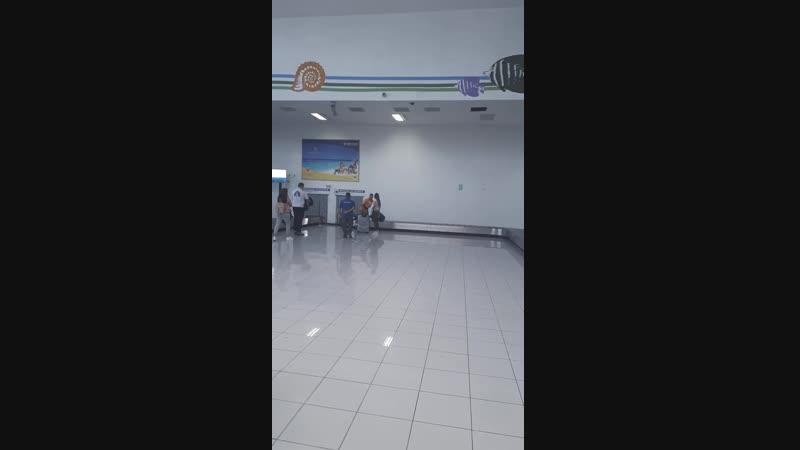кубинский аэропорт