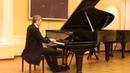Sergey Rachmaninov Etudes-tableaux op.33 №6, plays Timofey Muhortov