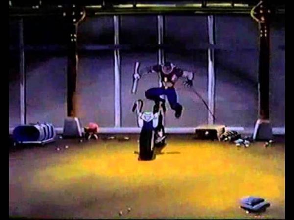 Biker mice from Mars - Offspring - The kids aren't alright.wmv