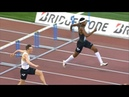 Men's 400m Hurdles Rome Diamond League 2018 1080p