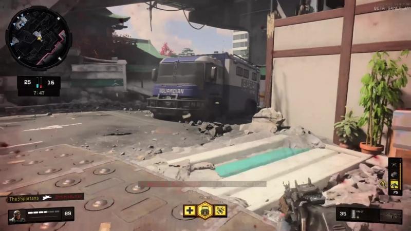 Thou RC-XD Shalt Not Pass. Black Ops 4