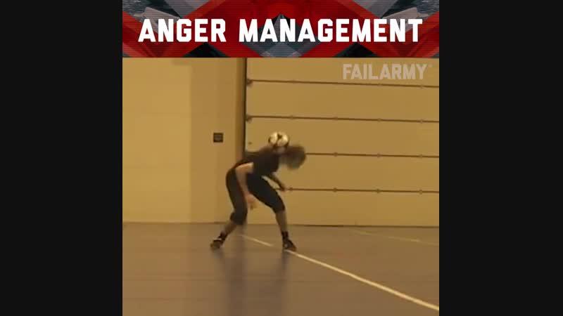 Будьте осторожны с гневом!
