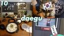 Meeting Suga's Mom Raccoon Cafe! [DAEGU] Seoul Travel Log X