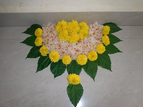 Flower Decoration NEW