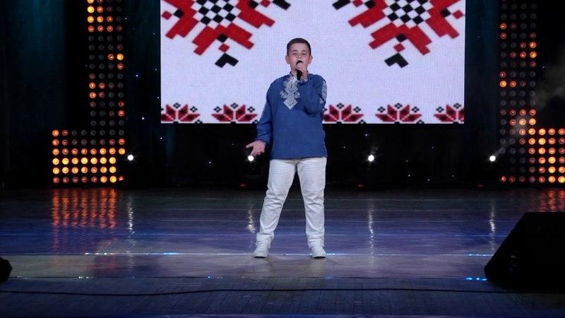Всеукраїнський фестиваль-конкурс Юні Таланти України 2018 Сорочка вишиванка