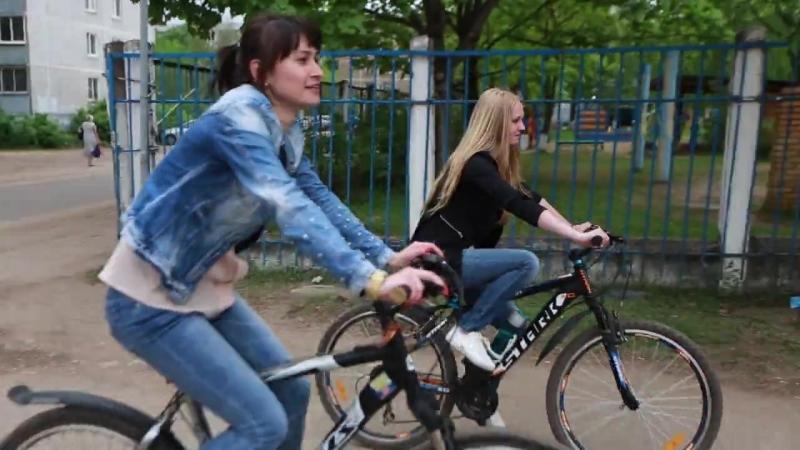18 мая Орехово-Зуево акция На работу на велосипеде, ММЦ