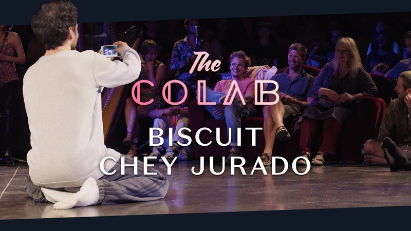 Biscuit 🌸 Chey • Tour 2 The Colab 2018