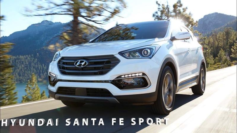 2018 NEW Hyundai Santa Fe Sport VS SSANG YONG REXTON