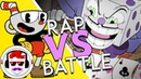 Cuphead BOSS RAP BATTLE King Dice VS Cuphead | All Bets Are Off | Rockit Gaming