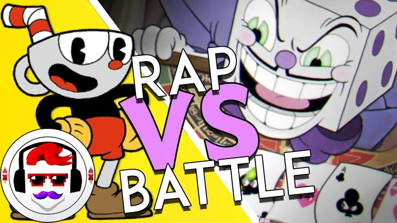 Cuphead BOSS RAP BATTLE King Dice VS Cuphead All Bets Are Off Rockit Gaming