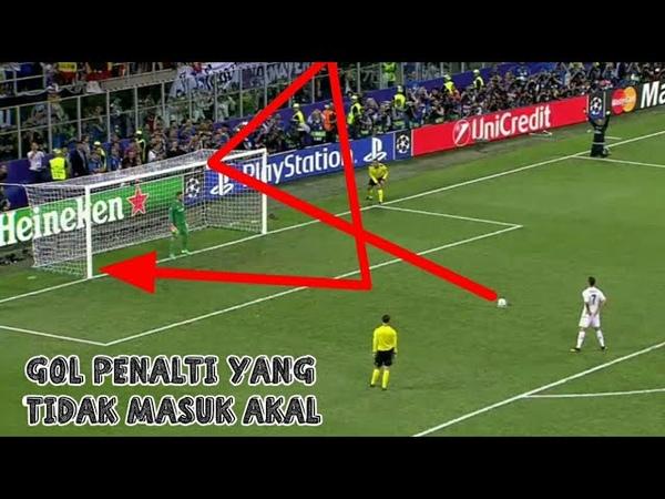 6 gol penalti yang tidak masuk akal bisa dibilang gol hantu