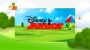 224 Disney Junior with Holiday Logo Plays with Kite Parody