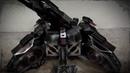 Мощный компьютер в стиле Starcraft2 осадный танк