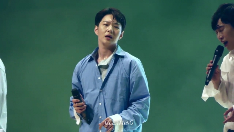 [FANCAM] 17.05.2018: BTOB - Someday (Фокус на Чансоба) @ Kyunghee University Festival