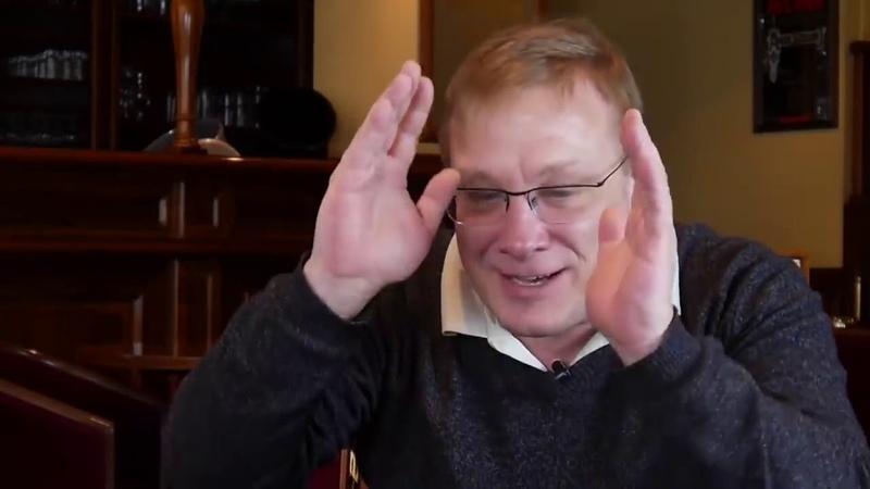 Немец живущий в России рубит правду о Путине и Западе