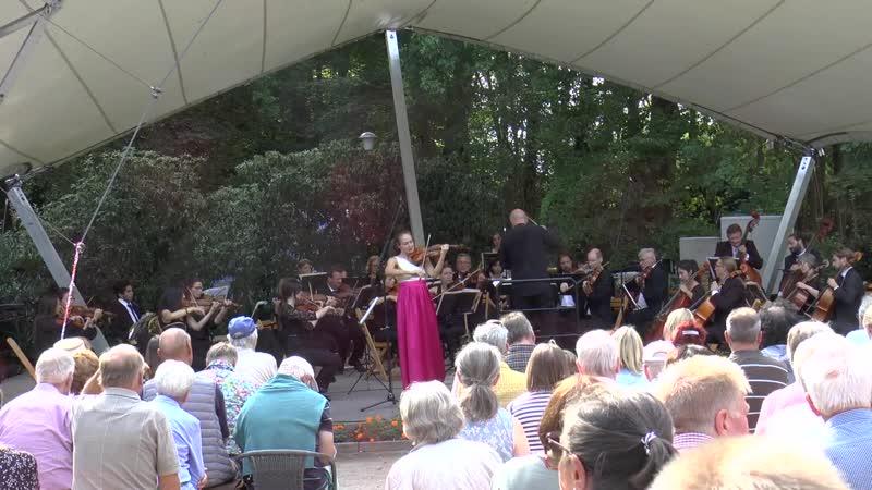 Концерт для скрипки с оркестром ре мажор, соч. 35 П. И. Чайковского