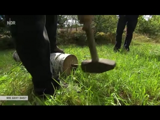 Grillkohle- Vom Baum zur Holzkohle - Wie geht das- - Reportage - NDR