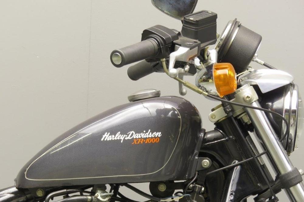 Мотоцикл Harley-Davidson XR1000 1983