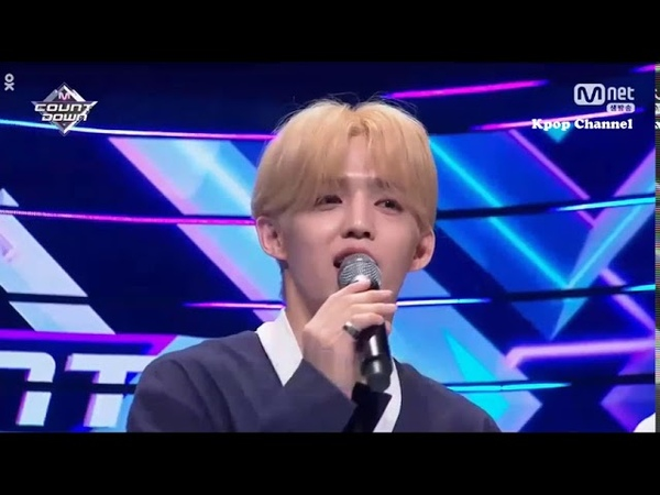180719 MC SPECIAL SEVENTEEN AND TOP 10 TODAY M COUNTDOWN