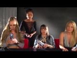 Nicole Aniston, Dana Dearmond тестируют зубные счетки