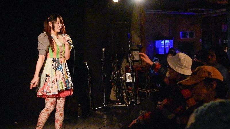 2015.01.18 おやすみホログラム/自己紹介 @下北沢ベースメントバー