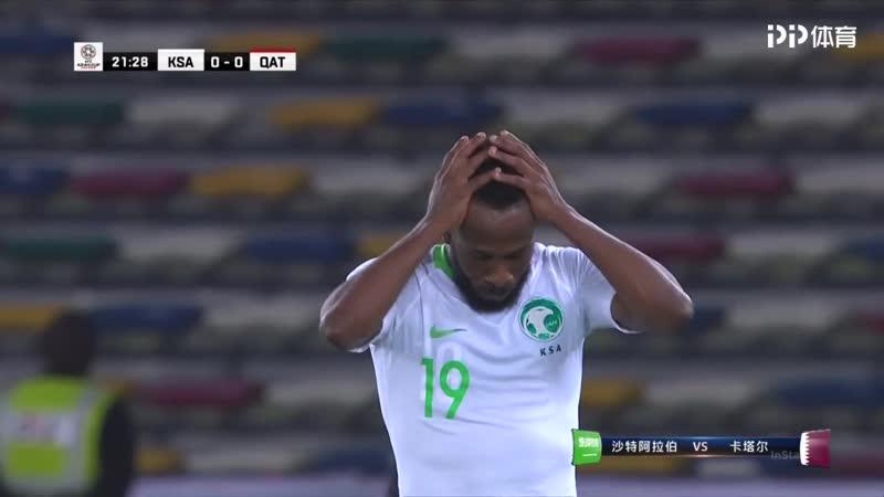 Кубок Азии-2019-Е3-170119 Саудовская Аравия - Катар