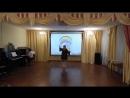 Якутяночка на закрытии III Регионального гжельского семейного фестиваля культуры Многоголосье 19.05.18